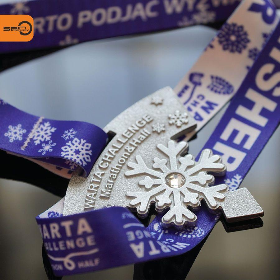 Medal sportowy Warta