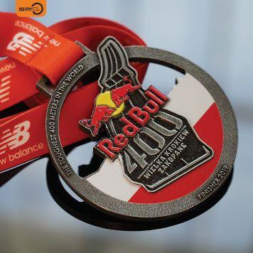Medal Red Bull