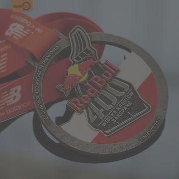Model medalu Red Bull