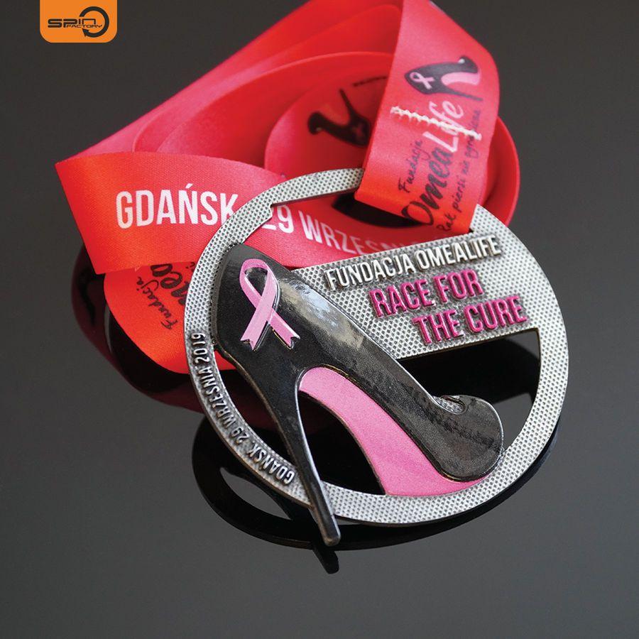 Medal okolicznościowy Race for The Cure