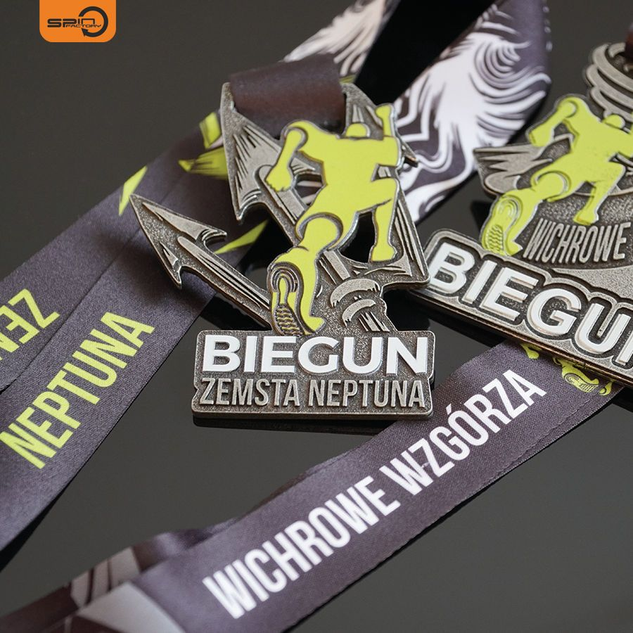 Medal BIEGUN