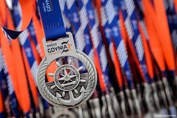 Medal na zamówienie Gdynia