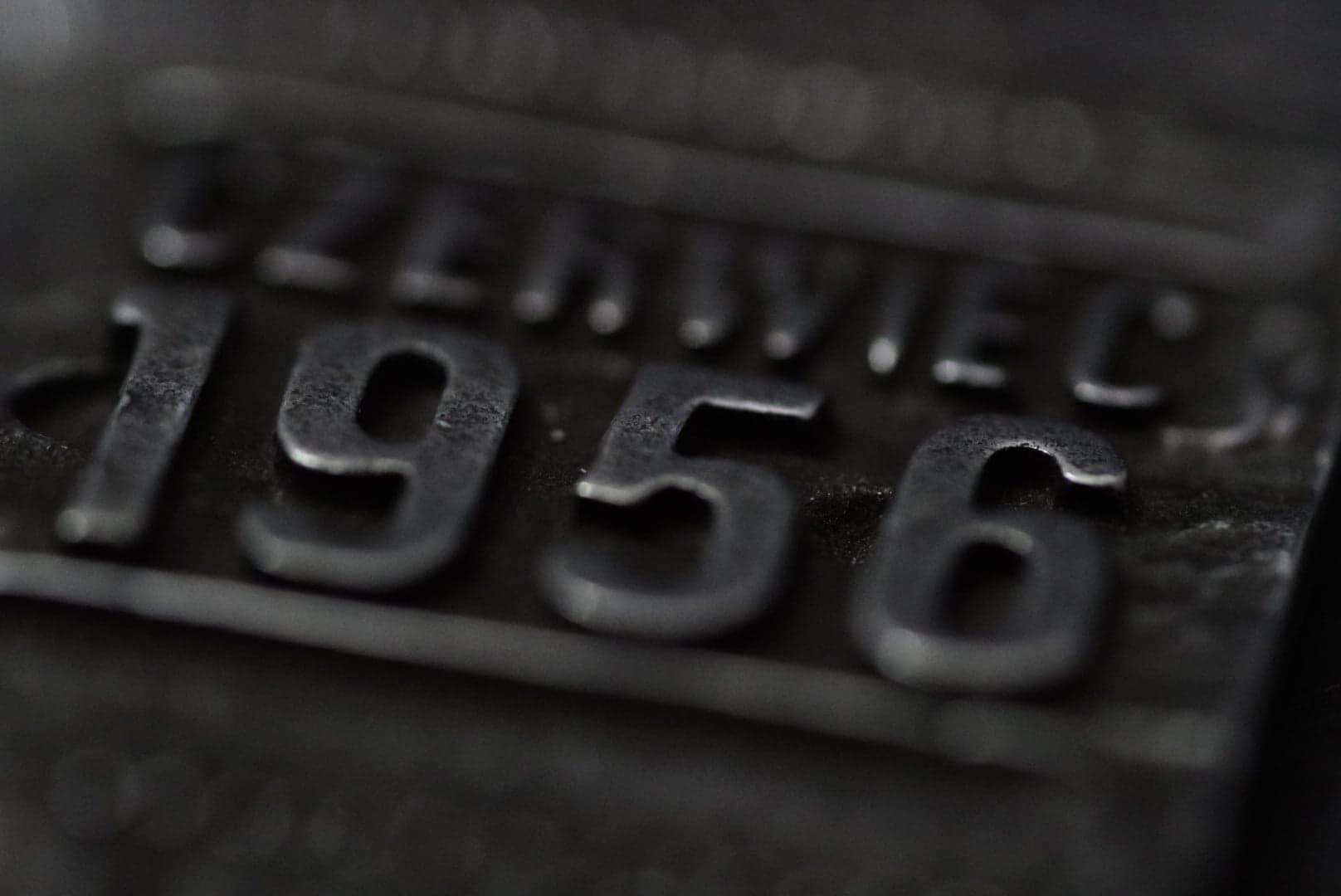 Detal medalu odlewanego Lotto