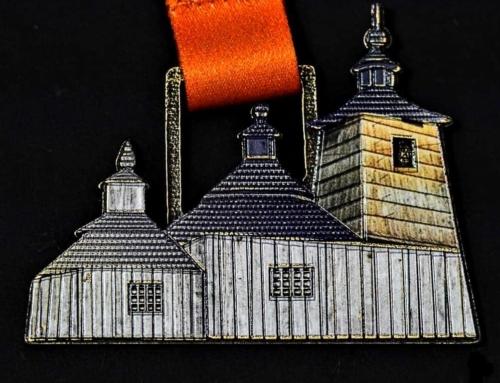 Medal ze szczegółami